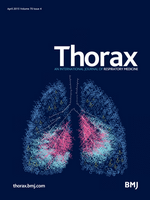 Thorax Vol.70, Issue 4, 2015